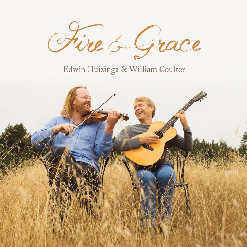 Fire & Grace album cover art
